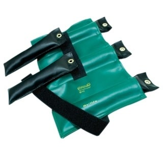 Pouch® Variable Wrist and Ankle Weight (green - 25 pound)