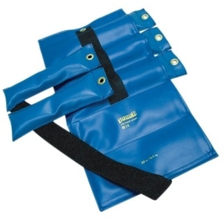 Pouch® Variable Wrist and Ankle Weight (blue - 20 pound)