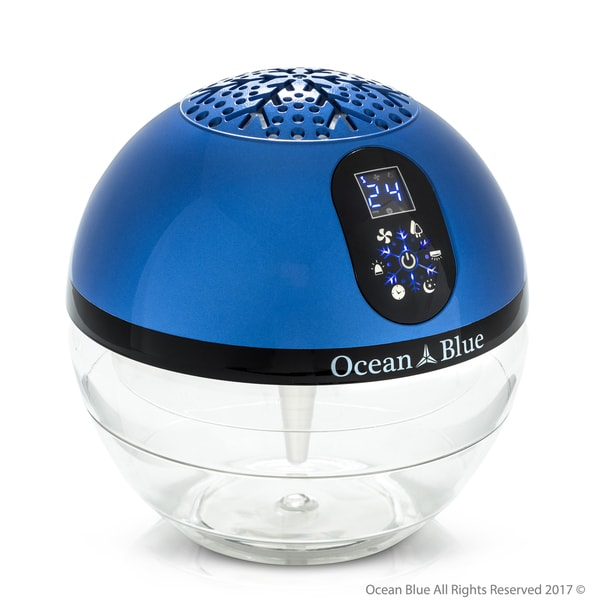 Shop Oceanblue Water Based Air Purifier Humidifier And
