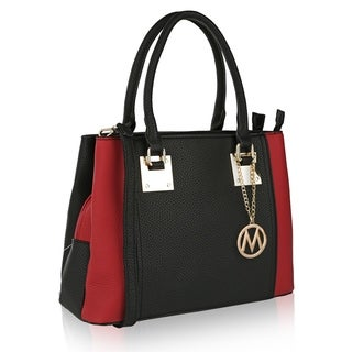 MKF Collection by Mia K Farrow Capri Satchel Shoulder Handbag