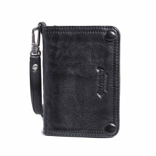 Old Trend Basswood Wallet - S