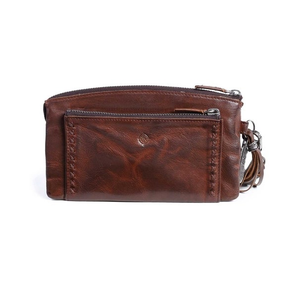 Old Trend Bluebell Clutch - S
