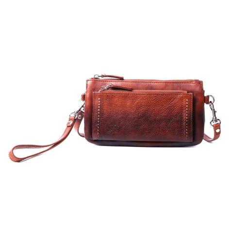Old Trend Genuine Leather Original Clutch - S