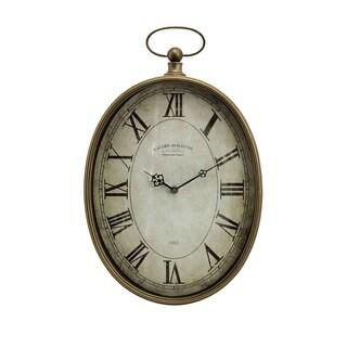 Classy and Arty Toledo Clock