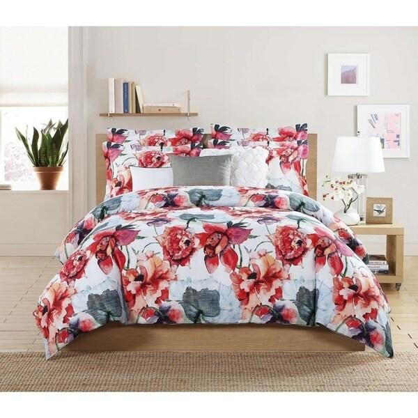 Kensie Siena 6 Piece Comforter Set