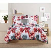 Kensie Siena 6 Piece Comforter Set - Multi