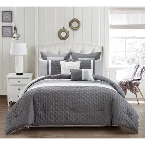 Kensie Somali 8 Piece Comforter Set