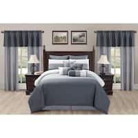 Duck River Somorset 20 Piece Oversize/Overfilled Comforter Set