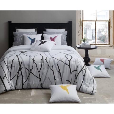 Kensie Vicki 300 Thread Count Comforter Set