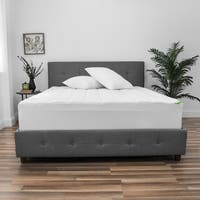 Repreve 300 Thread Count Mattress Pad