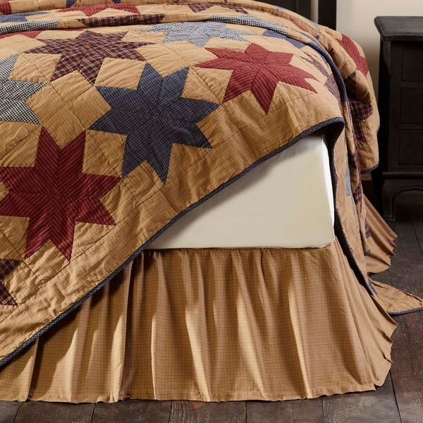 Kindred Star Bedskirt