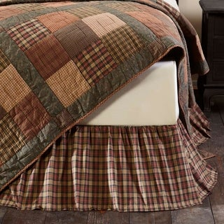 Crosswoods Bed Skirt
