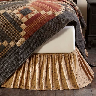 Maisie Cotton Bed Skirt (3 options available)