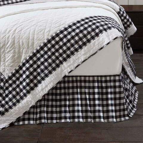 Annie Buffalo Check Bed Skirt