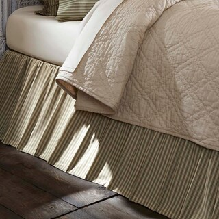 Kendra Stripe Bed Skirt (More options available)