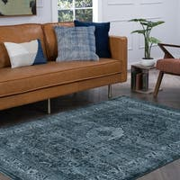Alise Essence Transitional Oriental Area Rug - 7x10