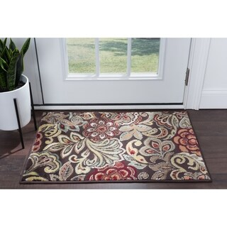 Alise Decora Contemporary Abstract Accent Rug - 2' x 3'