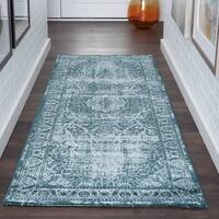 Alise Essence Transitional Oriental Runner Rug - 2'7''x 9'10''