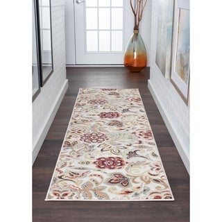 Alise Decora Contemporary Abstract Runner Rug - 2'3'' x 7'3''