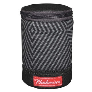 Buxton Bow Tie Can Cooler with Caribiner