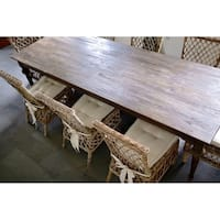 Dining Table 260 Teak Wood - Brown