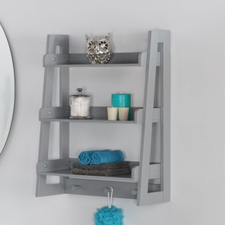 Amery Collection Ladder Wall Shelf