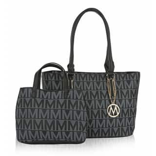 c2096ebc93 Buy Faux Leather Tote Bags Online at Overstock
