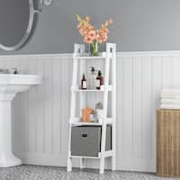 Amery Collection 4-Tier Ladder Shelf