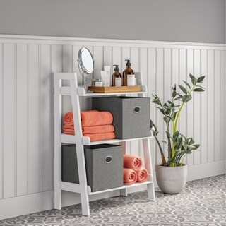 Amery Collection 3-Tier Ladder Shelf (2 options available)
