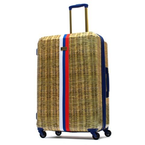 Macbeth Nauti Provence 29-inch Hardside Spinner Upright Suitcase