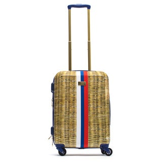 Macbeth Nauti Provence 21-inch Carry On Hardside Spinner Suitcase