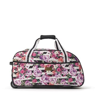 Macbeth Out of Office 21.5-inch Carry On Rolling Duffel Bag
