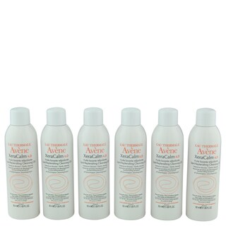 Avene XeraCalm 1.69-ounce Cleansing Oil (Pack of 6)