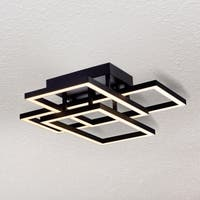 "VONN Lighting Radium VRCF49103BL 28"" LED Rectangular Ceiling Fixture"