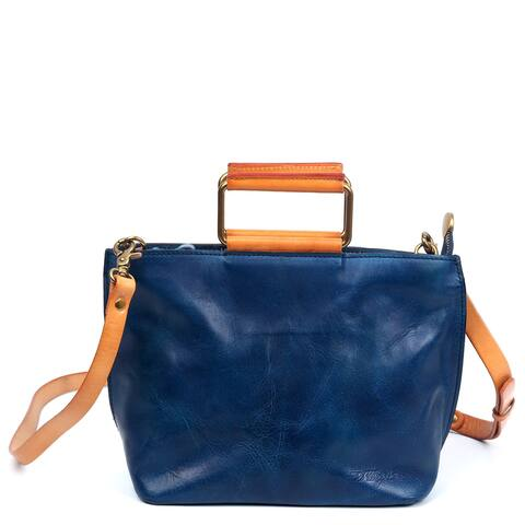 Old Trend Pome Genuine Leather Crossbody Bag