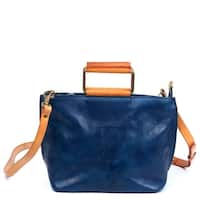 Old Trend Pome Leather Crossbody Bag