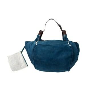 Old Trend Rose Valley Hobo Genuine Leather Handbag