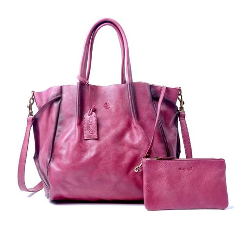 0761d7e3644 Pink Handbags | Shop our Best Clothing & Shoes Deals Online at Overstock