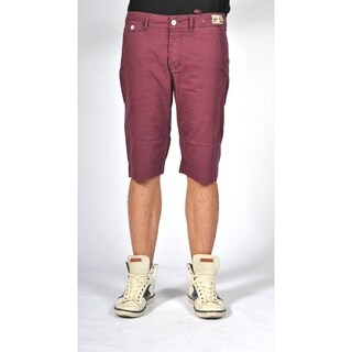 Eight Penny Nails Brand Men's Fashion Shorts Wine