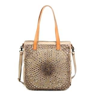 cc09db8d7e12 Buy Beige Shoulder Bags Online at Overstock