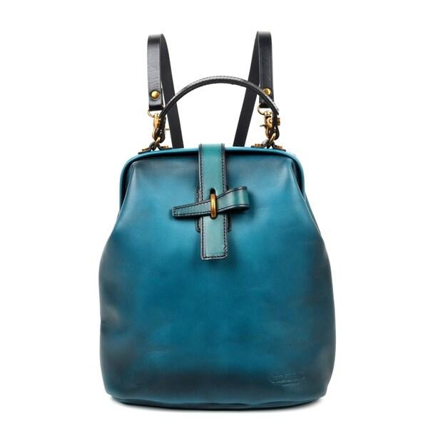 Shop Old Trend Pamela Genuine Leather Backpack - On Sale - Free ... c19eaebeb8