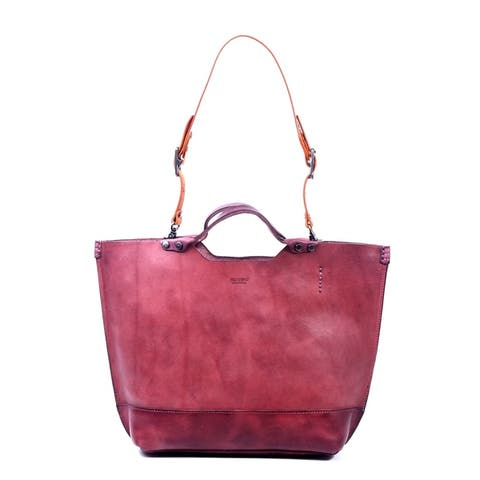 f0bacb5dd3 Buy Purple Leather Bags Online at Overstock | Our Best Shop By Style ...