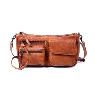 Cooper Leather Crossbody