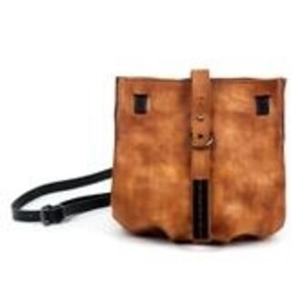 Old Trend Long Grass Leather Crossbody Bag