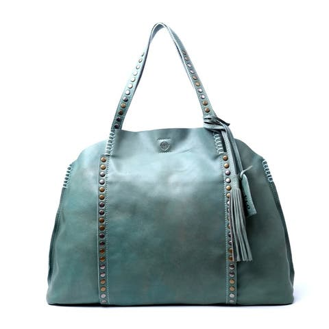 Old Trend Birch Genuine Leather Tote Bag