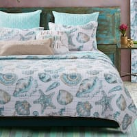 Cruz Coastal Quilt Set