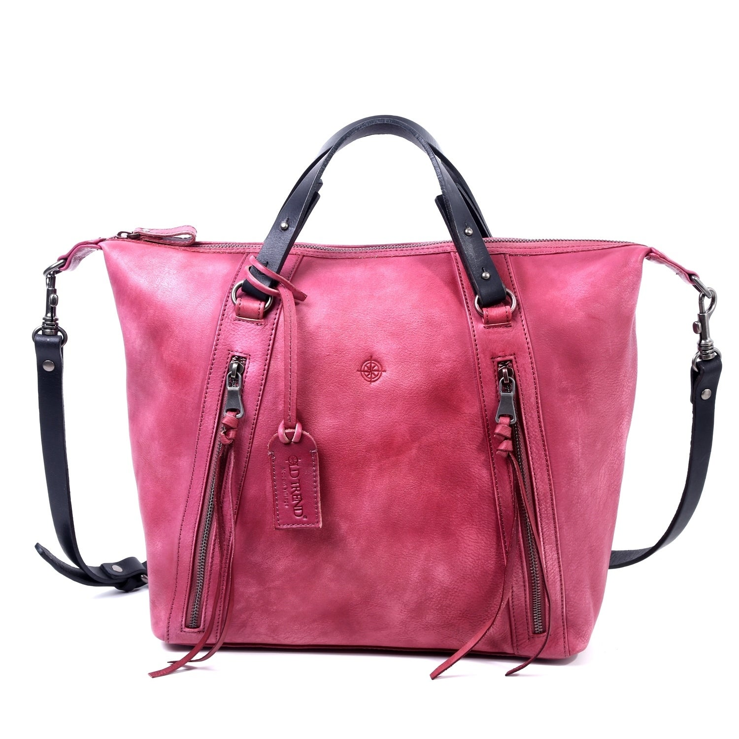 ead957ec8a7 Buy Purple Leather Bags Online at Overstock | Our Best Shop By Style ...