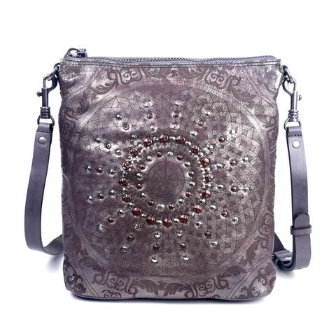 2ae48248988fb Buy Leather Crossbody   Mini Bags Online at Overstock