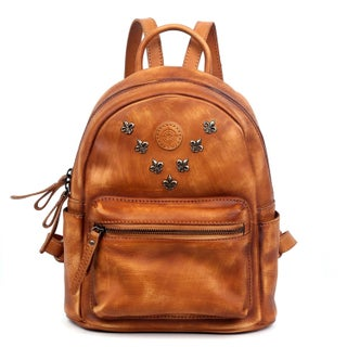 Old Trend Petti Pack Leather Backpack