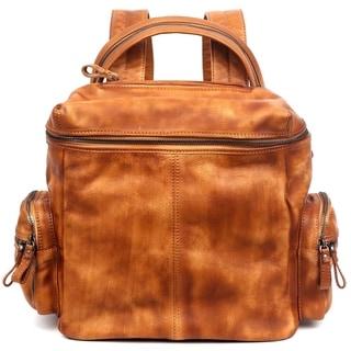 Spring Lark Leather Backpack